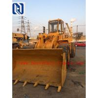 Yellow 3 Cubic Meters Compact Wheel Loader , 18 Ton Mini Wheel Loader 3m³ Manufactures