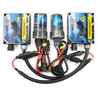Super Bright Illumination 55W 6A H3 2500LM 3000K Waterproof normal ballast HID Xenon Headlamps Manufactures