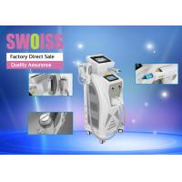 3 In 1 Multifunction ND Yag Laser Machine Elight IPL RF Strong Penetration Ability Manufactures