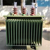315kVA 10 KV Oil Cooled Power Transformer , Liquid Filled Transformer Manufactures