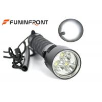 30W Powerful 3000LMs 3 CREE T6 Diving Torch Light LED Flashlight Underwater 30M Manufactures