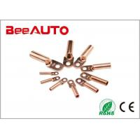 Buy cheap DT Copper Cable Termination Lugs Crimping Type Connectors / Crimp Terminal from wholesalers