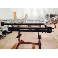 Quality Water Cooled Shell And Tube Evaporator Anti - Acid For Industrial Refrigeration for sale