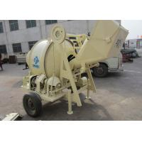 300L Mini Ready Mix Precast Concrete Machinery For Construction Smooth Operation Manufactures