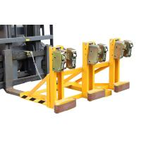 Quality Small Measurement Drum Clamp Attachment , Drum Lifting Equipment for sale