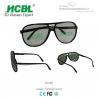 Sunglass Style Polarizer Filter Lens Reald 3D Glasses Compatible Passive 3D Glasses Manufactures