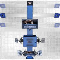 3D Car 4 Wheel Alignment Machine , Automatic Precision Wheel Alignment Balancing Machine Manufactures