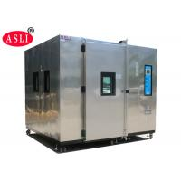 LCD Display Temperature Cycling Test Standard Walk In Temperature Room Air Cooling Manufactures