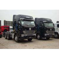 China 10 Wheels Tipper Dump Truck  Left And Right Drive / Howo A7 Dump Truck  6X4 on sale
