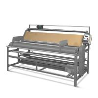 Customize Fabric Rolling Machine Tatting Cloth Roll Machinery Flexible Controlled Manufactures
