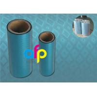 Glossy / Matte Opaque Laser Holographic Film For Paper Bag Metallic Colors Manufactures