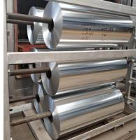 Alloy Household Aluminum Foil AA1235 O 6.35 Micron X 1095mm 5.2-30 Mic Gauge Manufactures