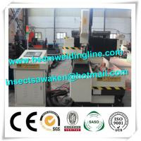 Drilling Tapping H Beam Steel Production Line For Tube , CNC drilling and cutting Manufactures