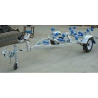 Quality Inflatable boat trailer RIB trailer for sale