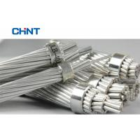 Aluminum Stranded Conductors High Strength For Overhead Distribution Lines Manufactures