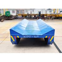 Factory direct supply Anti-explosion trailer Electric flatbed ladel transfer truck Manufactures