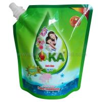 High Quanlity Stand up Spout Pouch for 200ml Washing Liquid Packing Manufactures
