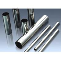 304 / 316L / 430 Polished Stainless Steel Tubing With Outer Diameter Tolerance Manufactures