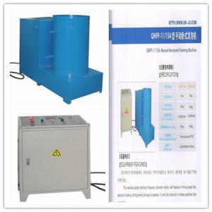 Fully Auto Mattress Foam Manufacturing Machine , Continuous Foam Board Production Line Manufactures