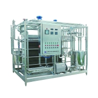 Buy cheap Full automatic control and plate heat exchanger milk pasteurizing equipment from wholesalers