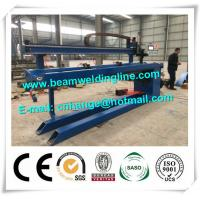 High Speed Wind Tower Production Line For Tank Longitudinal Seam Welding Manufactures