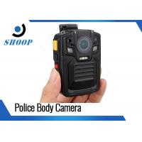 WIFI Wearable Small Police Body Cameras For Law Enforcement Officers High Resolution Manufactures