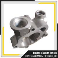 Quality Industrial Auto Parts Casting , High Precision Gravity Aluminum Casting Parts for sale