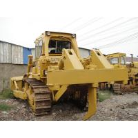"""26"""" Track Pads Used Cat Dozers D8K 300 HP Diesel Engine With Oil Cooler Manufactures"""