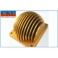 Buy cheap High Precision CNC Metal Fabrication , Tapping Zinc Alloy Parts from wholesalers