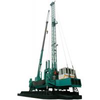 Hydraulic Pile Driver Industrial Hydraulic Cylinders Steel 50mm - 500mm Dia Manufactures
