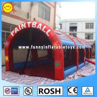 Funny Inflatable Paint Ball Double Stitching Kids Playing Games Manufactures