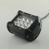 Quality 5D Offroad Vehicle LED Light Bar 3600LM 4Inch Lights With Aluminum Alloy Shell for sale