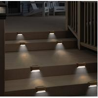 Quality Mini Solar Deck Lights Outdoor Lighting For Your Garden / Yard / Stairs for sale