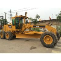 Heavy Equipment Used Motor Grader With Ripper , Cat 140h Motor GraderYear 2003 Manufactures