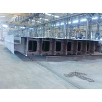 Heavy Duty Building Steel Frame Pre - Fabrication Commercial Steel Buildings Manufactures