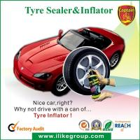 Tubeless Car Tire Sealant / Motorcycle Tire Sealer And Inflator 450ml / 650ml Manufactures