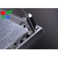 Quality Hanging Kits LED Recessed Panel Light CRI >80 For Factory Warehouse Ceiling for sale
