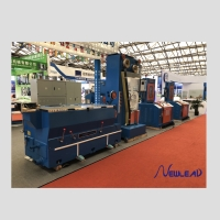 30m/S Dual Lines 110KW Intermediate Wire Drawing Machine Manufactures