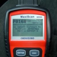 MaxiScan MS509 OBD2 Car Scanner Reads live PCM Data Stream and Prints data via PC Manufactures