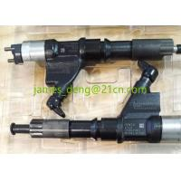 Diesel Pump Parts Denso Common Rail Injector High Speed Steel Material 095000-6701 Manufactures