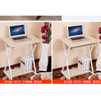 Modern Minimalist Home Computer Desk Desktop , Notebook Small Computer Table Space Manufactures