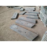 Buy cheap High Cr Wear-Resistant Castings Iron Chute Lining For Grinding Mill from wholesalers