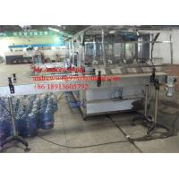 Plastic Packaging Material and New Condition 18.9L Water bottling plant sale Manufactures