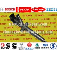 BOSCH COMMON RAIL INJECTOR,BOSCH DIESEL INJECTOR0445110078,0 445 110 078 Manufactures