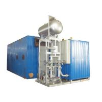Industrial Horizontal Electric Thermal Oil Boiler High Efficiency , Automatic Manufactures