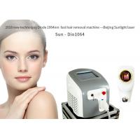 1000W 808nm Diode Laser Hair Removal Machine With 10 Piece USA Laser Bars Manufactures