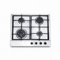Gas Stove, Made of Stainless Steel Panel, 10.5kg Net Weight, Sized 590 x 510mm Manufactures