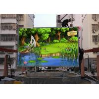 Outside Ultra Thin LED Display Energy Saving Advertising LED Screen Manufactures