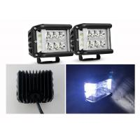 "45W 4.5"" Square LED Driving Lights 6500k Offroad Truck Work Lights 3800 Lumen Manufactures"