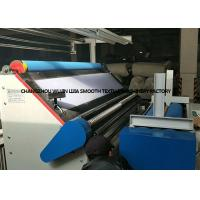 High Performance Fabric Winding Machine For Quilting / Curtains Industry Manufactures